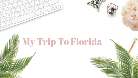florida itinerary planner