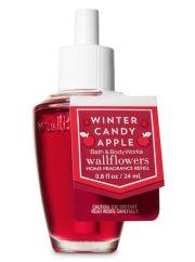 winter candy apple