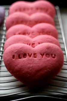 convo sugar hearts
